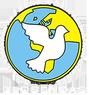 Glosendas white logo